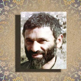 تشییع پیکر شهید حاج حسین بصیر