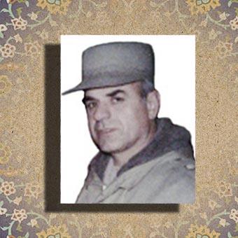 شهید جعفر سپهری