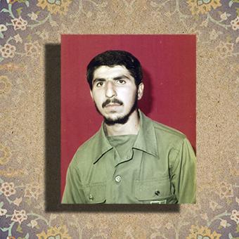شهید سیدمنصور نبوی